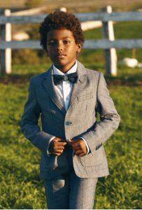 Petit suit communion boys wear