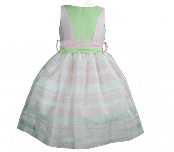 Petit Pink stripped dress
